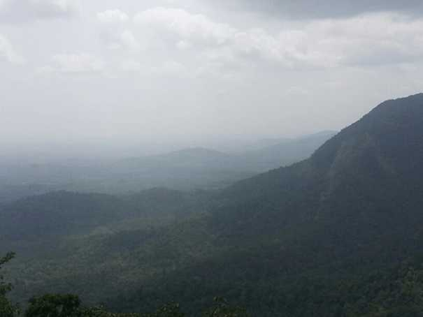 A view of the Ghats: view on the journey of ghats