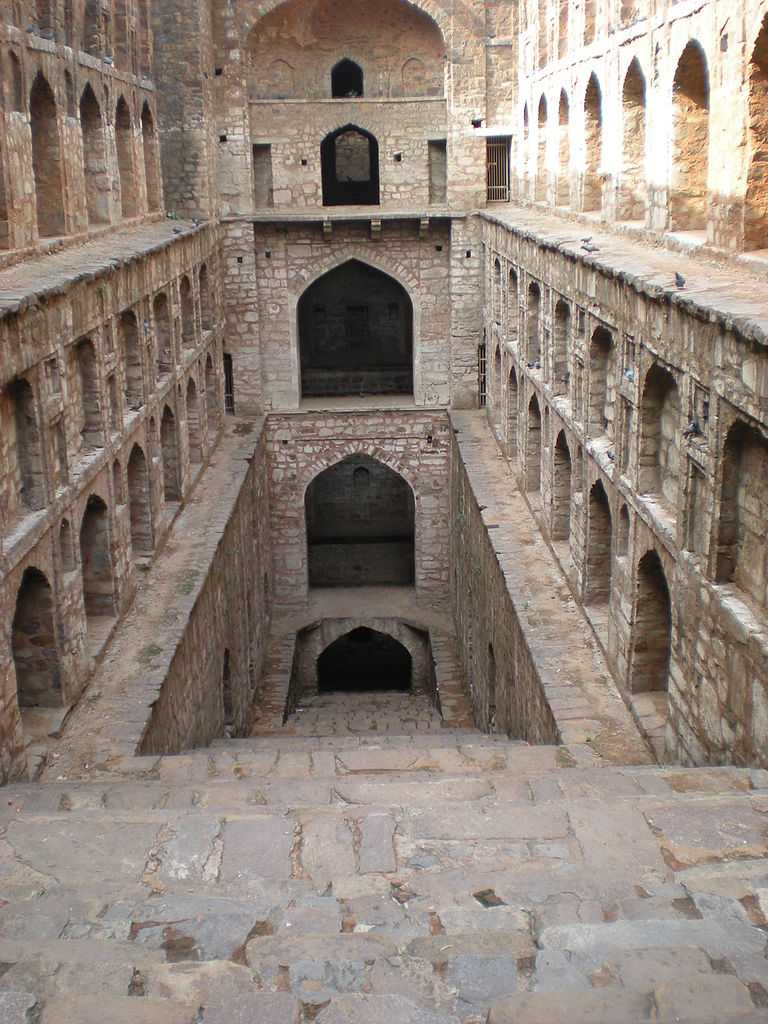 Agrasen ki Baoli - Haunted Places in India