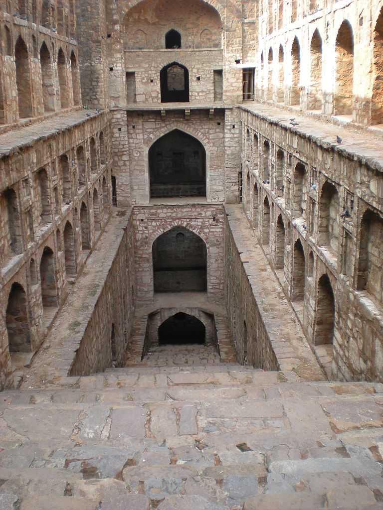 Agrasen ki Baoli - Haunted Places in India