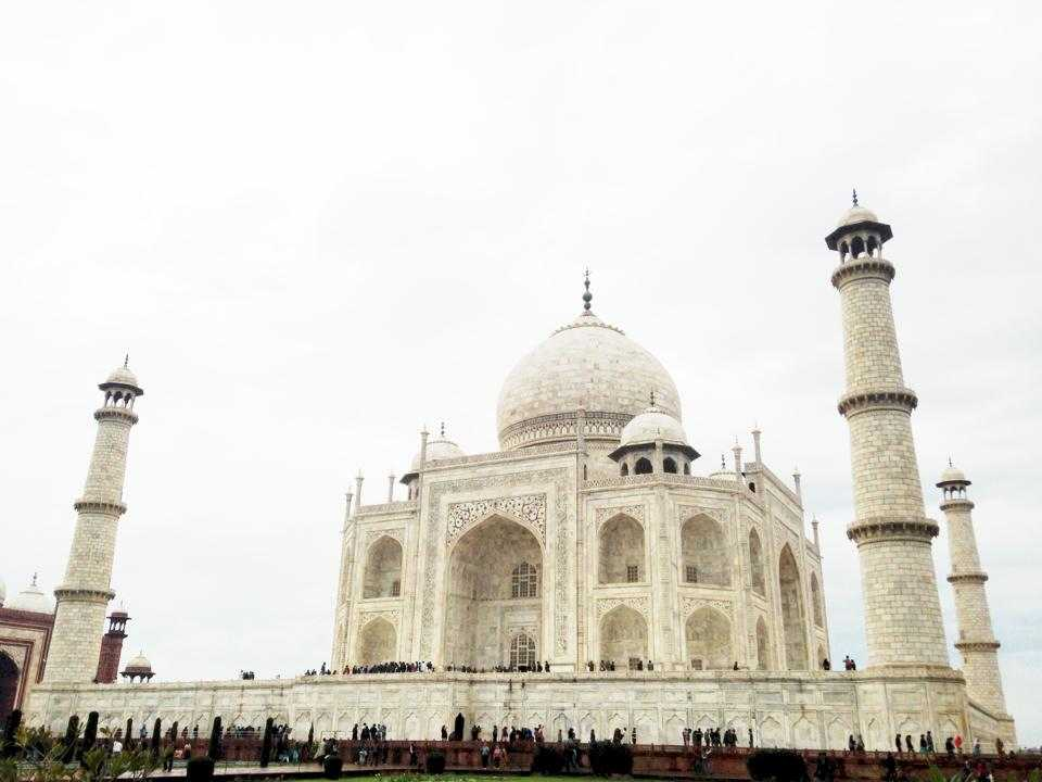 Taj Mahal, Agra, Uttar Pradesh: 1st Wonder of the world