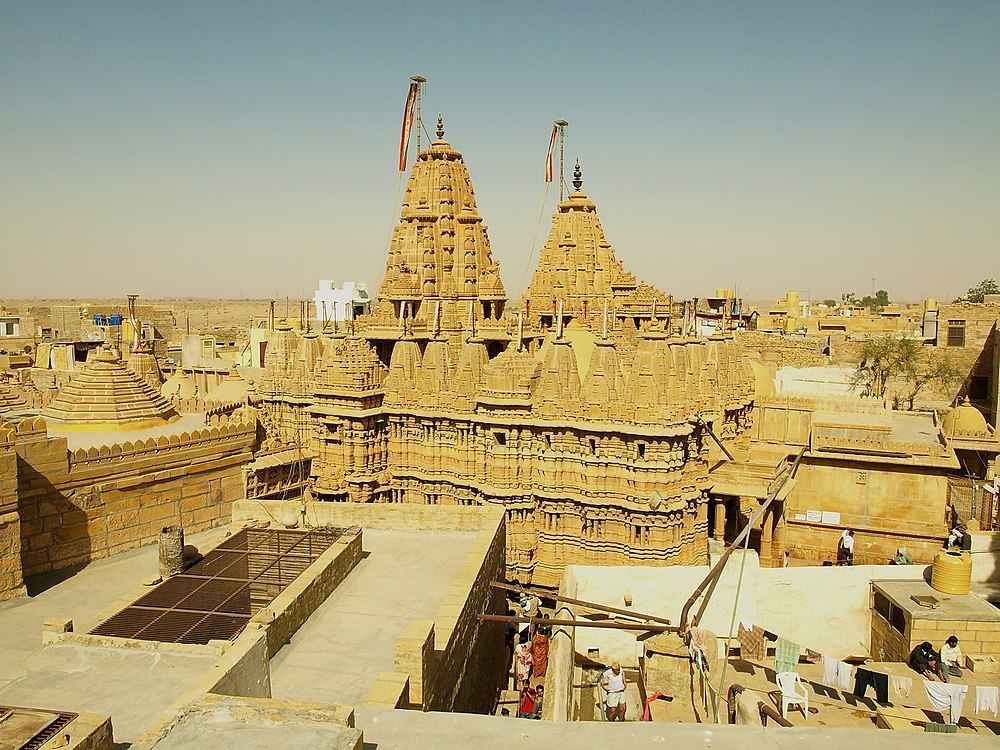 Jaisalmer Stone Elevation : Jaisalmer fort timings history