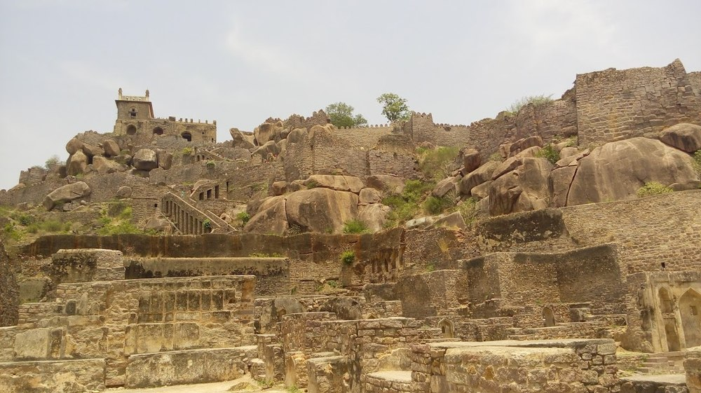Golkonda Fort, Haunted Places in Hyderabad