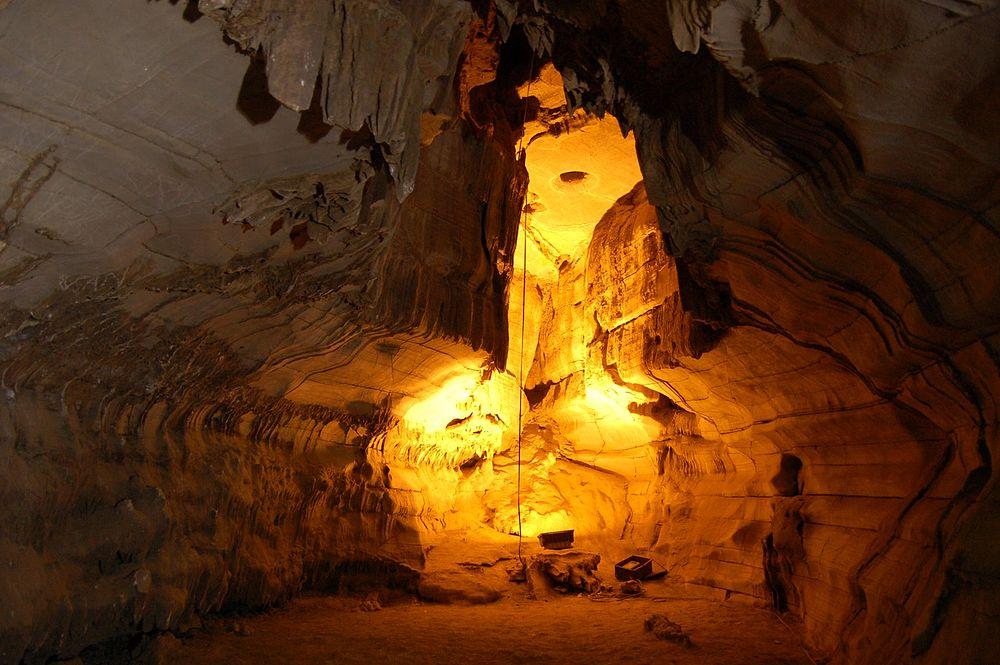 Etymology of Belum Caves